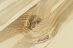 9 Stół S1 Jesionowy - sęki zaprawione cyną