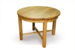 Stół okrągły rozsuwany